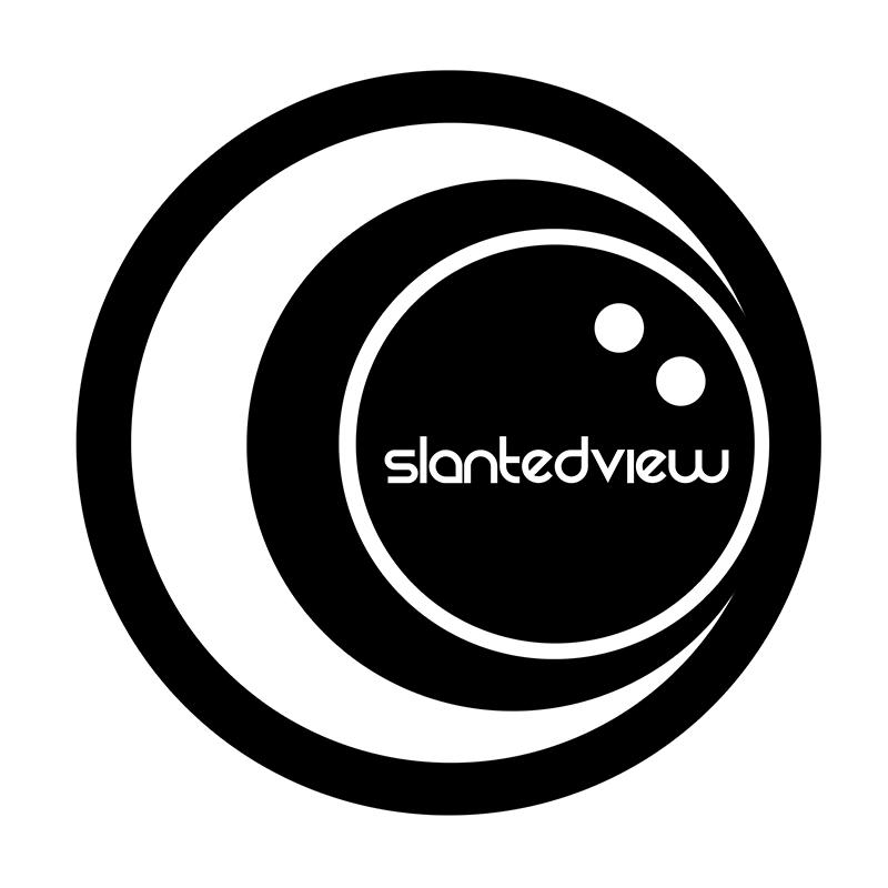 Slanted View Logo